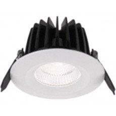 Noxion LED Spotlight Gimba COB Alu IP44 6W 927 Cut. Ø74mm dimmable