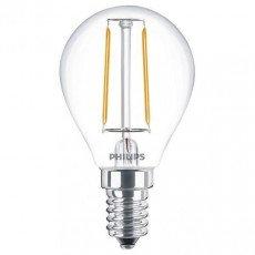 Philips Classic LEDLuster 2-25W 827 E14