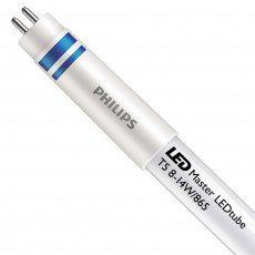 Philips LEDtube HF 55 cm HE 8W 865 T5 (MASTER) - Vervanger voor 14W