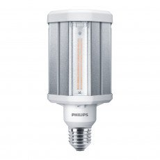 Philips TrueForce LED HPL E27 42W 840 Clear   Cool White - Replaces 125W