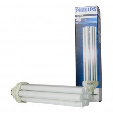 Philips PL-T 57W 840 4P MASTER   4-Pin