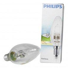 Philips EcoClassic 18W E14 230V B35 Helder