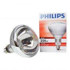 Philips BR125 IR 250W E27 230-250V Helder