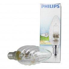 Philips EcoClassic 18W E14 230V BW35 Helder