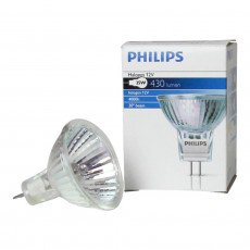Philips Brilliantline Dichroic 35W GU4 12V MR11 30D