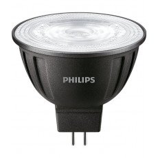 Philips LEDspot LV GU5.3 MR16 8W 827 36D MASTER | Dimbaar - Vervangt 50W
