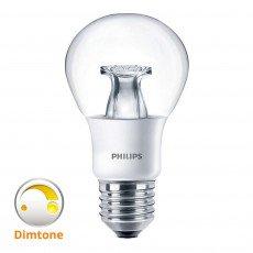 Philips LEDbulb DimTone 6-40W 827 E27 Clear (MASTER)