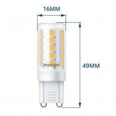 Philips CorePro LEDcapsuleMV 2.8-35W 827 G9