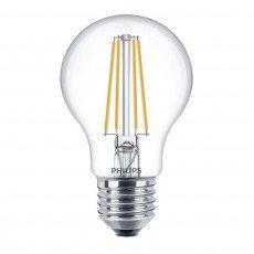 Philips Classic LEDbulb E27 A67 8W 827 Helder   Dimbaar - Vervangt 60W