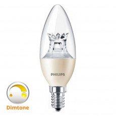 Philips LEDcandle DimTone 8-60W 827 E14 (MASTER)