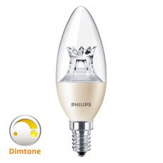 Philips LEDcandle E14 DimTone MASTER | Dimbaar