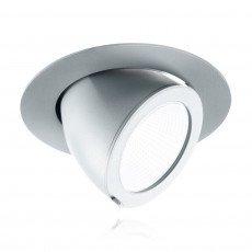 Noxion LED Downlight Forza 4000K 3300lm 36D Grijs | Vervangt 35 & 70W CDM