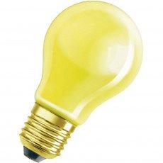 Osram Decor Color A 11W 240V E27 Yellow