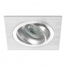 Noxion Boxi MR16 Spot Aluminum (incl. Gu10 fitting) Cutout Ø80mm 40° tiltable
