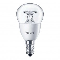 Philips CorePro LEDluster 5.5-40W 827 E14 Clear