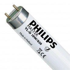 Philips TL-D 18W 830 Wit - 59 cm