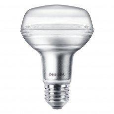 Philips CorePro LEDspot E27 Reflector R80 8W 827 36D | Vervangt 100W