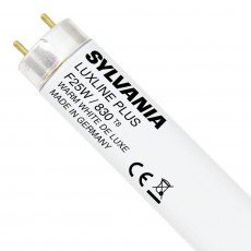 """Sylvania Luxline Plus TL T8 30"""" 25W 830 White"""