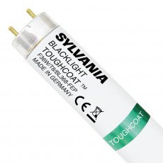 "Sylvania Zwartlight F36W T8 BL368 24"" Toughcoat   59cm"