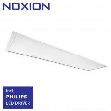 Noxion LED Paneel Pro 30x120cm 33W 6500K UGR<19 | Vervangt 2x36W
