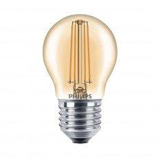Philips Classic LEDLuster 5-35W 825 E27 Gold Dimbaar
