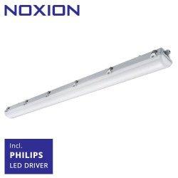 Noxion Waterdicht LED TL Armatuur Pro 150cm 4000K 6600lm | (5x2.5mm2) - Vervangt 2x58W