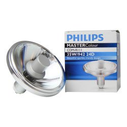 Philips MASTERColour CDM-R111 35W 942 GX8.5 24D