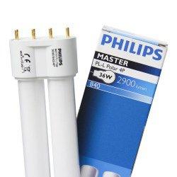 Philips PL-L 40W 840 4P MASTER   4-Pin