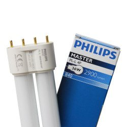 Philips PL-L 36W 840 4P MASTER | 4-Pin