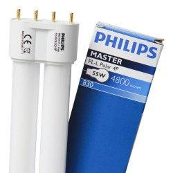 Philips PL-L 55W 830 4P MASTER   4-Pin
