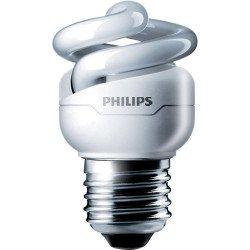 Philips Tornado T2 Spiral 5W 827 E27