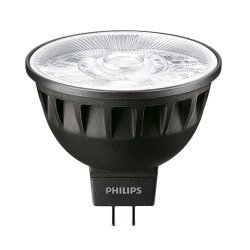 Philips LEDspot ExpertColor GU5.3 MR16 6.5W 930 60D MASTER | Dimbaar - Vervangt 35W