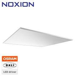 Noxion LED Paneel Standaard 60x60cm 40W 4000K UGR<22 DALI | Vervangt 4x18W