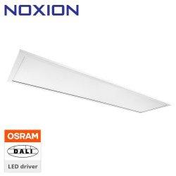 Noxion LED Paneel Pro 30x120cm 33W 4000K UGR<19 DALI | Vervangt 2x36W