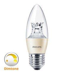 Philips LEDcandle DimTone 6-40W 827 E27 (MASTER)