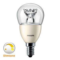 Philips LEDluster DimTone 8-60W 827 E14 (MASTER)