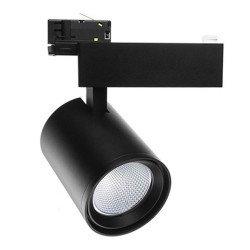 Noxion LED 3-Phase Track Light Stella 35W 940 36° Black