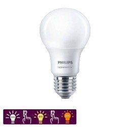 Philips SceneSwitch LEDBulb | 2W - 5W - 8W | 822-825-827 | E27 Mat
