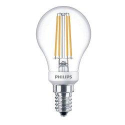 Philips Classic LEDlustre E14 P45 5W 827 Helder | Dimbaar - Vervangt 40W