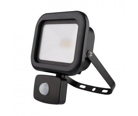 Noxion LED Breedstraler Basic 4000K 20W   met Sensor