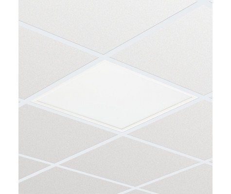 Philips CoreLine RC132V LED Paneel 60x60cm 3000K 3400lm PSD OC   Vervangt 4x18W