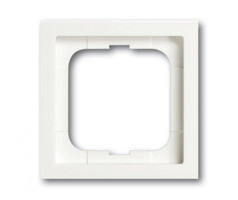 Busch-Jaeger 1754-0-4414 - Cover Frame 1-gang Studio Wit Matt Future Linear