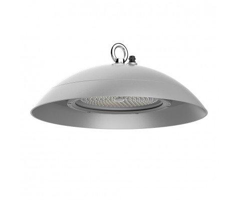 Noxion LED Highbay Pro-Clean (HACCP) 150W 4000K CRI >80 90° 1-10V Dim. Grey (250W eqv.)