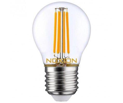 Noxion Lucent Filament LED Lustre P45 E27 4W 827 | Vervangt 40W