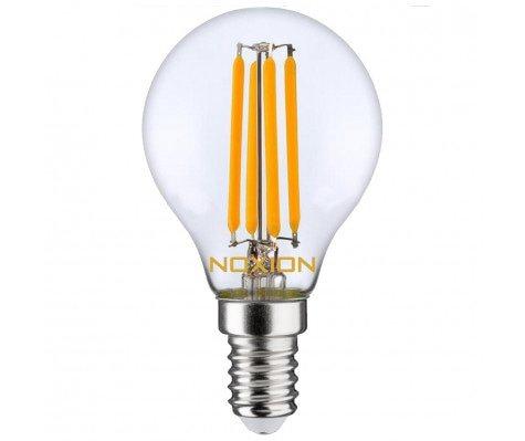 Noxion Lucent Filament LED Lustre P45 E14 4.5W 827   Dimbaar - Vervangt 40W