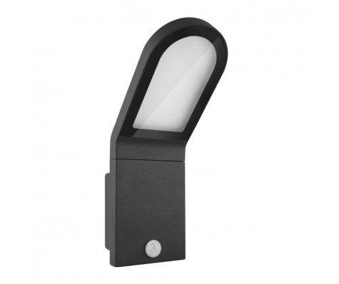 Ledvance Outdoor LED Facade Edge 12W 3000K Grijs | met Sensor