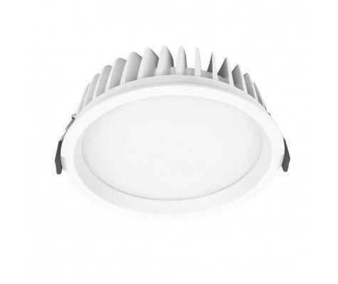Ledvance LED Downlight 25W 3000K 2220lm Ø200mm   DALI Dimbaar