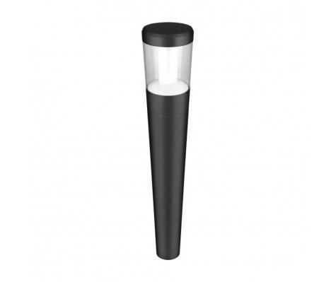 Ledvance Outdoor LED Bollard Lantern 90cm 12W 3000K Grijs