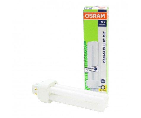 Osram Dulux D/E 13W 827