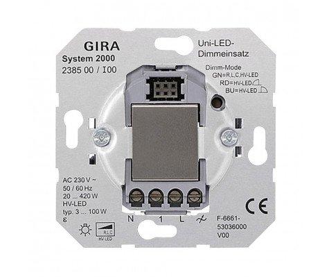 Gira 238500 – Systeem 2000 Dimmer